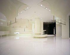 keisuke fujiwara's latest interior design project is issey miyake's pleats please in siam discovery, bangkok.