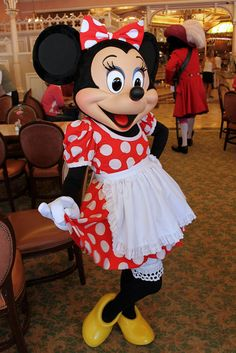 Everything about Mickey, Mickey costume and Mickey mascot head, pls visit… Mascot Costumes, Adult Costumes, Minnie Mouse Pictures, Mickey Mouse Costume, Professional Costumes, Disney World Characters, Red And White Dress, Disneyland Paris, Little Girls