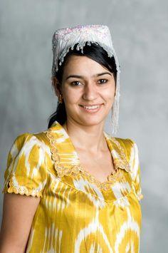 tajikistan girl
