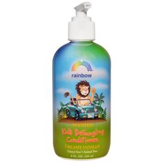 Super sale! Rainbow Research Kids Detangling Conditioner on #iHerb Only $3,73 #RT 53% OFF (discount visible in cart)