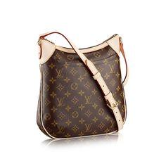 Discover Louis Vuitton Odeon PM via Louis Vuitton