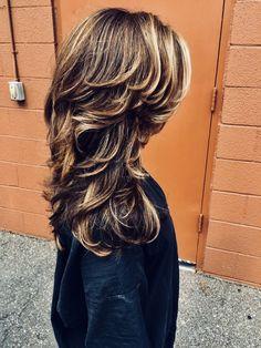 Best Haircuts for Women 2019 Medium Short Long Hair Haircuts For Long Hair With Layers, Long Layered Haircuts, Haircuts For Curly Hair, Long Hair Cuts, Cool Haircuts, Long Hair Short Layers, Medium Hair Styles, Curly Hair Styles, Hair Lengths