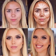 How to contour in Real Life picture 2