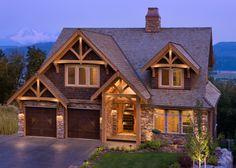 House Plans West Coast Style