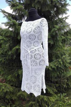 Sněhobílá... háčkovaná na přání   Zboží prodejce Ivabed 3a0c4c8619