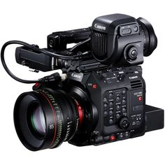 Impressive usability and imaging power combine in the EOS Mark II, the customizable full frame cinema camera that's built for creative freedom. Camera Mic, Cinema Camera, Best Camera, Full Frame Camera, Cmos Sensor, Evening Sandals, 4 Channel, Camera Hacks, Fotografia