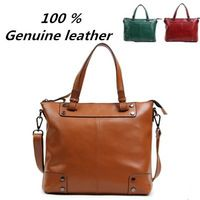 High Quality 100 % Genuine leather Bags New Fashion 2014 Women ...