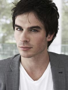 Ian Somerhalder - amazing actor and he does so much for the environment:)