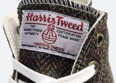 Harris Tweed x Converse Chuck Taylor All Star