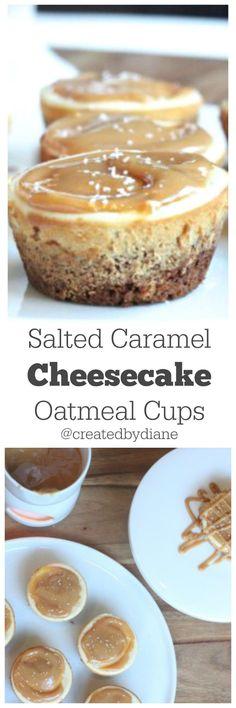 salted-caramel-cheesecake-oatmeal-cups-www-createdby-diane-com