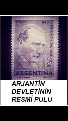 Ataturk is the Leader of Turkey Everyday Life With Monsters, Turkish People, Turkish Army, Welcome To School, Old Stamps, A Hat In Time, The Valiant, Postage Stamp Collection, Great Leaders