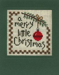 A Merry Little Christmas | by Carol Draper