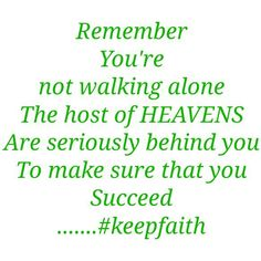 God is seriously working on your behalf to bring you to your desired destination.