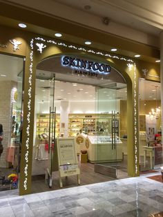 My first trip to the SKINFOOD store in San Francisco!!! I was in heaven!!!  Check it out on www.qsbeautyandbeyond.com