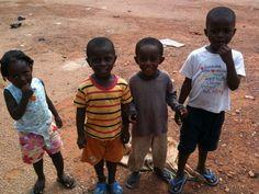 Children in Ghana, empenyiin sem lol