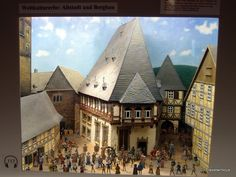 A very special way to learn more about the history of Goslar: This pewter figure museum (Zinnfigurenmuseum) offers guided tours along the numerous showcases telling about the history of the city. Saxony Anhalt, Rhineland Palatinate, Lower Saxony, North Rhine Westphalia, Bavaria, Tour Guide, San Francisco Skyline, Pewter, Travel Destinations