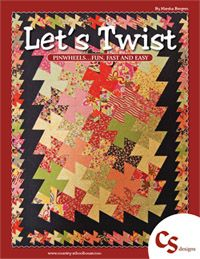 Country Schoolhouse - Twister Patterns & Books