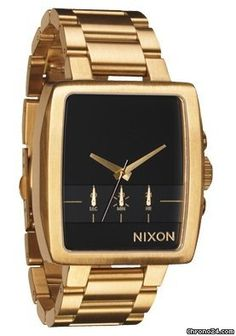 Discover a large selection of Nixon watches on - the worldwide marketplace for luxury watches. Compare all Nixon models ✓ Buy safely & securely Mens Watches Online, Watches For Men, Nixon Watches, Dream Watches, Classic Man, Beautiful Watches, Michael Kors Watch, Gold Watch, Chronograph
