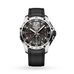 a2c72b920d76 All the details of race car driver Nico Hülkenberg s Chopard Classic Racing  Superfast Power Control watch.