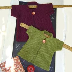 Amaddy kidsknitting pattern that will make dressing a little girl a breeze.Pop this sweater over a tee and a pair of leggings and an outfit is complete.The double moss stitch creates a wonderful stable fabric with no need for finishing the lower and front opening edges. The slight shaping from the lower edge to cap sleeves lends some style.The knitting pattern, written in both US and metric measurements, includes a schematic drawing.Sign up for themaddycraft Newsletterand be the first…