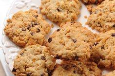 Cookies aux cornflakes et aux pépites de chocolat