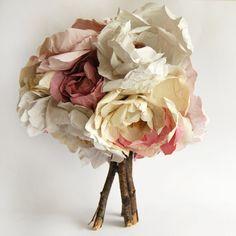 paper bouquet | frances & francis.