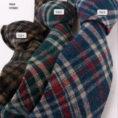 wool fancy neckties  HT 6051