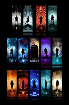 The Doctors and The Tardis - Imgur
