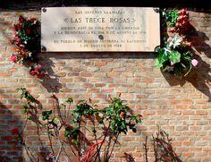 ¿Quiénes fueron las 'Trece Rosas'? http://www.muyinteresante.es/historia/preguntas-respuestas/quienes-fueron-las-trece-rosas-811407238904