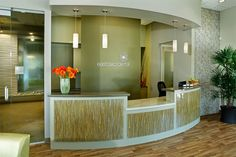 dental office designs pictures | ... Dental office, including the Reception, Patient Waiting and
