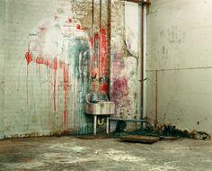 Untitled (Sarah & Arnold) by Michael Bodiam. My Art Studio, Image Makers, Vintage Industrial, Fine Art Photography, Scene, Drawings, Artist, Artwork, Bathroom Inspiration