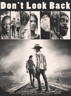Dont look back #TheWalkingDead