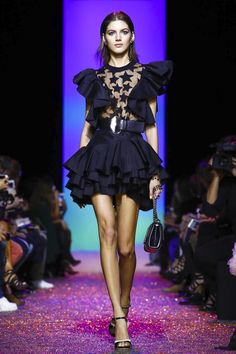Elie Saab proved he has more to him than just a pretty whimsical princess dress. The Lebanese designer is a red carpet favourite and there's surely not enough time in the world to wear all of...