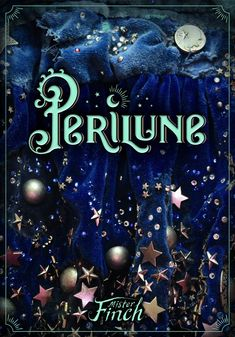 Perilune Book by Mister Finch – MisterFinchShop New Books, Good Books, Mister Finch, Strange Tales, White Rabbits, Christmas Fairy, Xmas, Book Signing, Soft Sculpture
