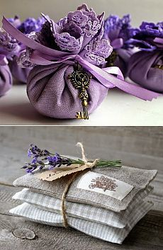 Ароматические мешочки Lavender Crafts, Lavender Wreath, Lavender Bags, Lavender Sachets, Sewing Crafts, Sewing Projects, Projects To Try, Sachet Bags, Pot Pourri