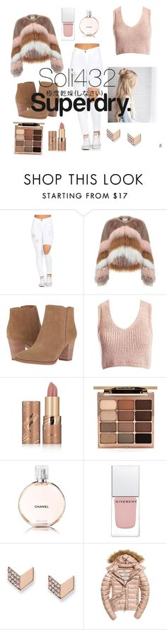 """The Cover Up – Jackets by Superdry: Contest Entry"" by soli432 ❤ liked on Polyvore featuring Urbancode, Franco Sarto, Sans Souci, tarte, Stila, Chanel, Givenchy, FOSSIL, Superdry and Fuji"