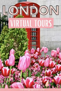 Considering a trip to London? Or need some London destination inspiration? This wanderlusty London travel guide gives you 20 virtual tours of London. You can travel online to London virtually and check out all of London's must see sites, historic landmarks, and world class museums. Virtual tours are the perfect way to decide what to put on your London itinerary or bucket list. London Destinations   Virtual Travel   Virtual Tours   Homeschooling   Online Learning   London Itineraries Virtual Travel, Virtual Tour, London Must See, Museum Guide, London Guide, London Landmarks, London Travel, Culture Travel, Germany Travel