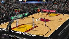NBA DescriptionSpeaking of sports and sports games are ultimately basketball, basketball is now a popular world of sports, it is unique charm to - Big Three, Sports Games, World Of Sports, Android, Free, Sports, Pe Games