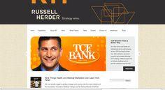 Russell Herder. Minneapolis advertising agency.