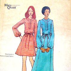 Butterick sewing pattern 5876 Enfants Robe d/'été