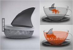 Tea shark time