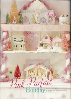 Romantic Homes Sugar Plum Christmas Feature | My blog