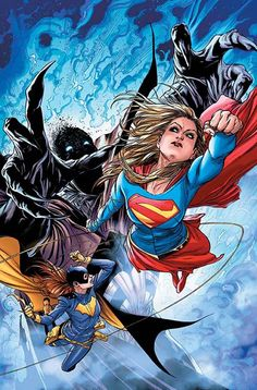 """comicsodissey: """"SUPERGIRL #10 """""""