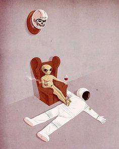 Illustration by Marco Melgrati