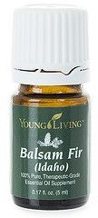 Idaho Balsam Fir Soothe fatigued muscles, uplift moods, promote a sense of well-being, and increase spirituality with Young Living's Idaho Balsam Fir essential oil. Traditionally, Balsam Fir is used to aid tired and sore muscles and may also help ease discomfort following rigorous physical activity.
