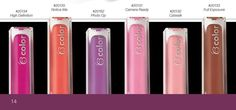 Lighted Lip gloss!  LED light in wand and Mirror on tube!  Bring your own spotlight everywhere!!  www.beauticontrolcfl.com