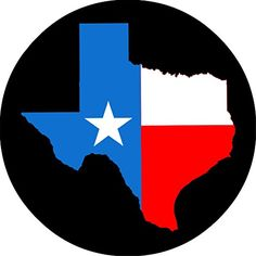 Texas Flag Tire Cover SELECT PREMIUM SHIPPING (all sizes available)