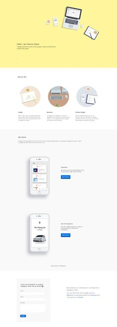 Fairooz Nazar Personal Web mentioned at @designersbyte for #DesignInspiration https://designersbyte.com/fairooz-nazar-personal-web/