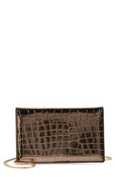 Stella McCartney  Gracie  Crossbody Bag available at  Nordstrom Leather  Crossbody 79168225fdf6e