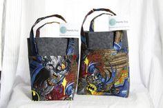 Batman  Handy Bags by DaydreamersEmporium on Etsy